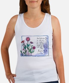 Zephaniah 3:17 Tank Top