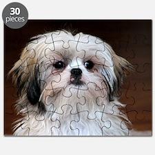 Precious Little Shih Tzu Puzzle
