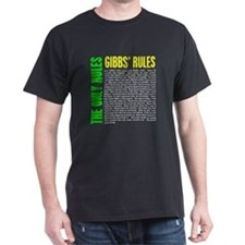 Gibbs' Rules T-Shirt