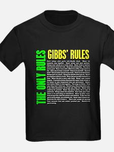 Gibbs' Rules T