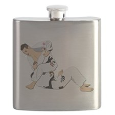 Jiu Jitsu Fighter Flask