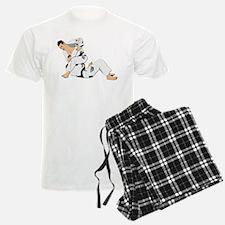 Jiu Jitsu Fighter Pajamas