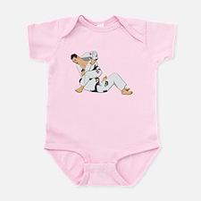 Jiu Jitsu Fighter Infant Bodysuit
