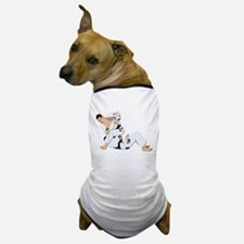 Jiu Jitsu Fighter Dog T-Shirt