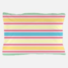 Cuban Stripes Pillow Case