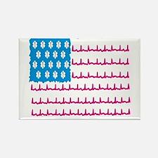 EMS flag Magnets