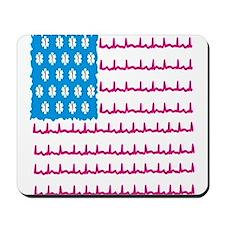 EMS flag Mousepad