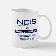 I Live by Gibbs' Rules Mug
