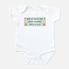 Hugged Pointer Infant Bodysuit