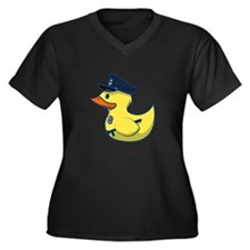 Police duck Plus Size T-Shirt