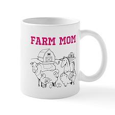 FARM MOM Mugs