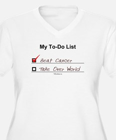 10 x 5 - My To Do List Plus Size T-Shirt