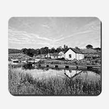 The canal Mousepad