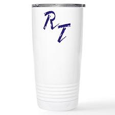 RT, purple Travel Mug