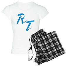 RT, blue Pajamas