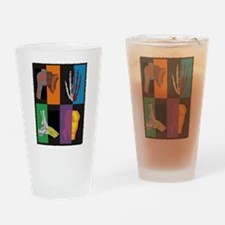 Joints Drinking Glass