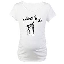 Xrays R us, black on white Shirt