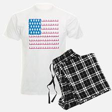 EMS flag Pajamas