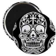 Sugar Skull Red.png Magnets