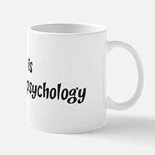Life is developmental psychol Mug