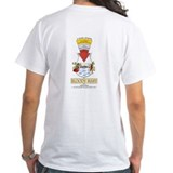 Bloody mary Mens White T-shirts