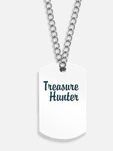 Treasure Hunter Dog Tags