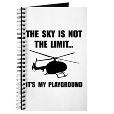 Sky Playground Helicopter Journal