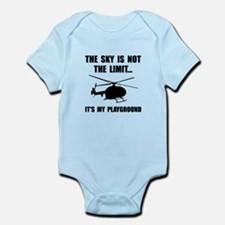 Sky Playground Helicopter Body Suit