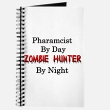 Pharmacist/Zombie Hunter Journal