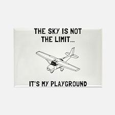 Sky Playground Plane Magnets