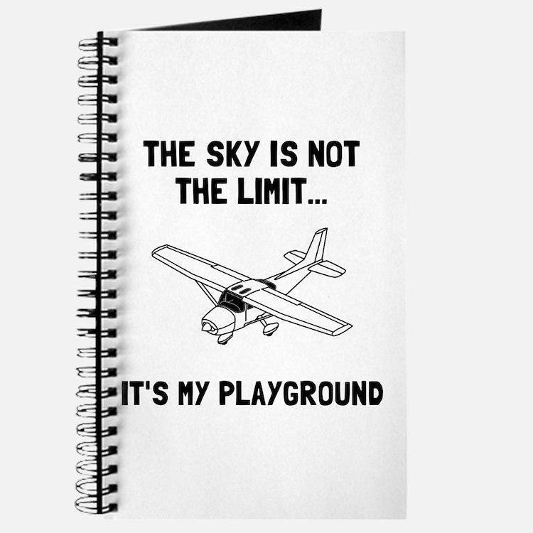 Sky Playground Plane Journal