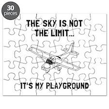 Sky Playground Plane Puzzle