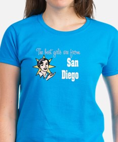 Best Girls San Diego Tee