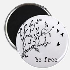 Be Free Magnet