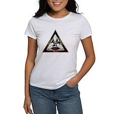Zombie Danger sign T-Shirt