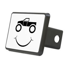 Truck Smile Hitch Cover