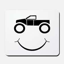 Truck Smile Mousepad