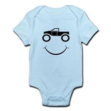Truck Smile Body Suit