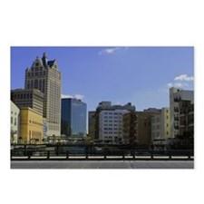 Downtown Milwaukee Postcards (Package of 8)