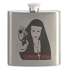 Combat  Nuns Flask