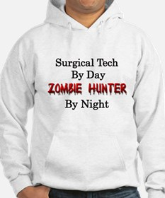 Surgical Tech/Zombie Hunter Hoodie