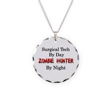 Surgical Tech/Zombie Hunter Necklace