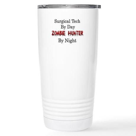 Surgical Tech/Zombie Hu Stainless Steel Travel Mug