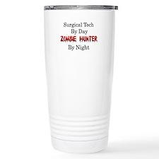 Surgical Tech/Zombie Hu Travel Coffee Mug