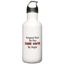 Surgical Tech/Zombie H Water Bottle
