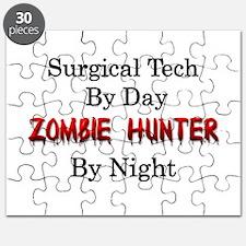 Surgical Tech/Zombie Hunter Puzzle