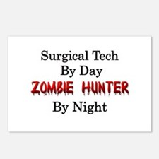 Surgical Tech/Zombie Hunt Postcards (Package of 8)