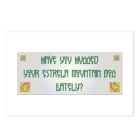 Hugged Estrela Postcards (Package of 8)