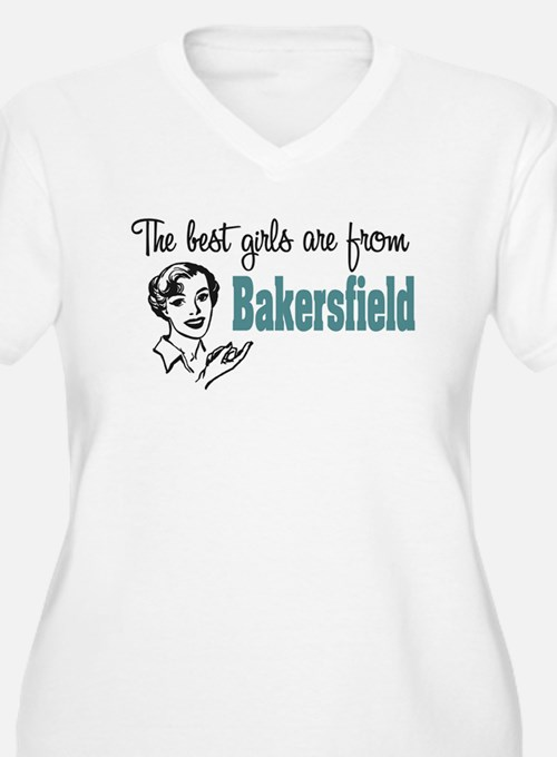 Best Girls Bakersfield T-Shirt