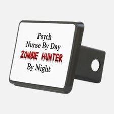 Psych Nurse/Zombie Hunter Hitch Cover